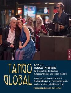 """Tango Global Band 4 ist zugleich der 3. Band der Trilogie """"Tango in Berlin"""