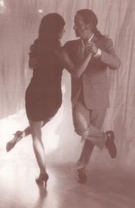 Tango-Show und/ oder Tango-Unterricht mit Ralf Sartori, zu Ihrer private Feier oder für ein Firmen-Seminar