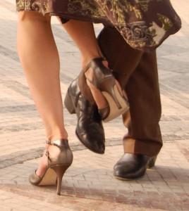 Tango im Hofgarten
