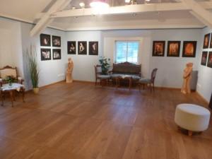 Der Tango-Unterrichtsraum