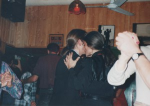 Tango-Unterricht, à la carte, wo auch immer ...