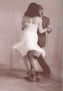 Tango -  Nähe und Unvorhersehbarkeit