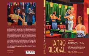 Ralf Sartori, Die Essays-Teil 2 ... mit einer Cover-Gestaltung unter Verwendung eines Bildes von Romy Musholt