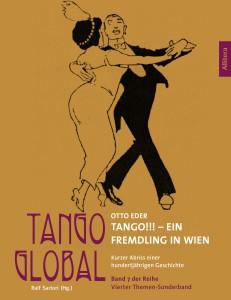 Unser zuletzt erschienenes Tangobuch im Rahmen der Buchreihe TANGO GLOBAL