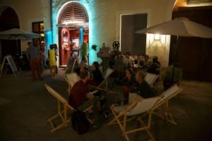 Die lange Tangonacht im Breitwand Kino Schloss Seefeld