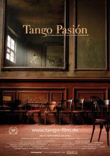 TANGO PASIÓN Filmplakat