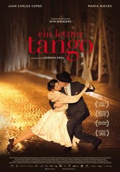 Ein letzter Tango Filmplakat