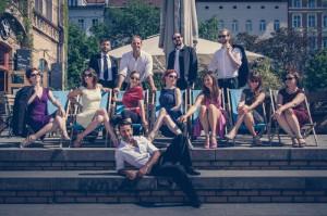 Das Team des Tangotanzenmachtschön