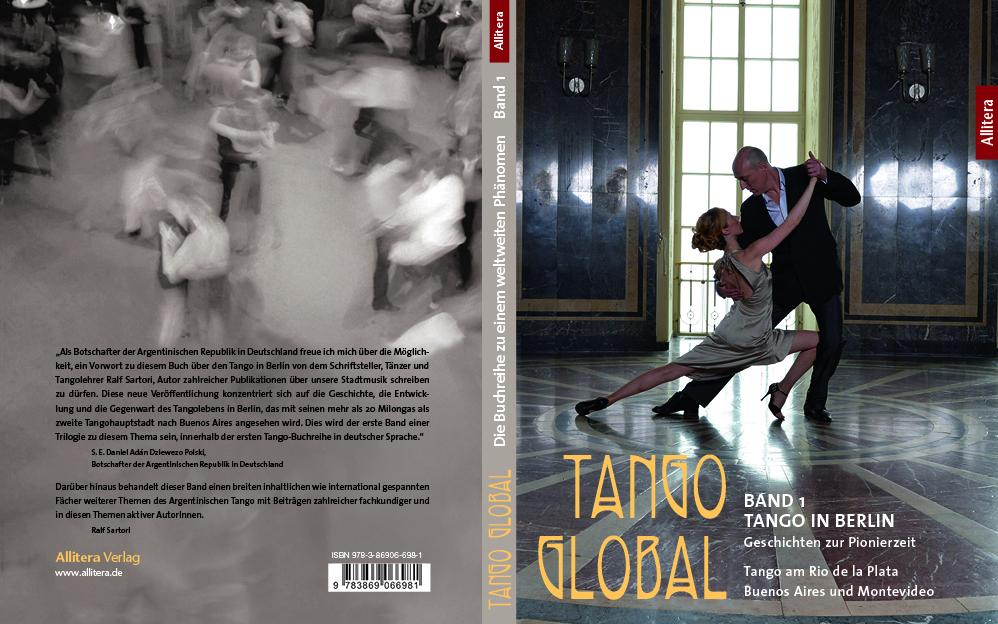 Buch-Umschlag zu Tango in Berlin, Band 1