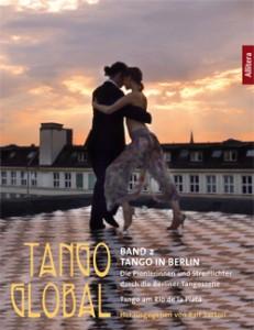 Buch-Cover des 2. Bandes der Tango Berlin Trilogie