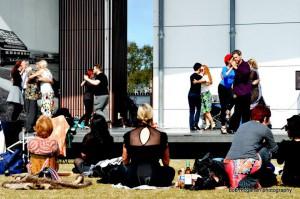 Milonga para Los Niños, Australien Wintersun Tango, Foto: Bob MacGahan