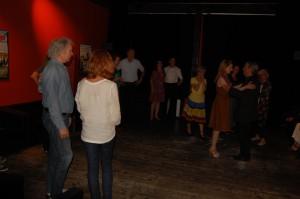 """Tangolernen mit Ralf Sartori und Janine Holzer, auch ohne Tanzpartner, in """"Open-Role-Kursen"""""""