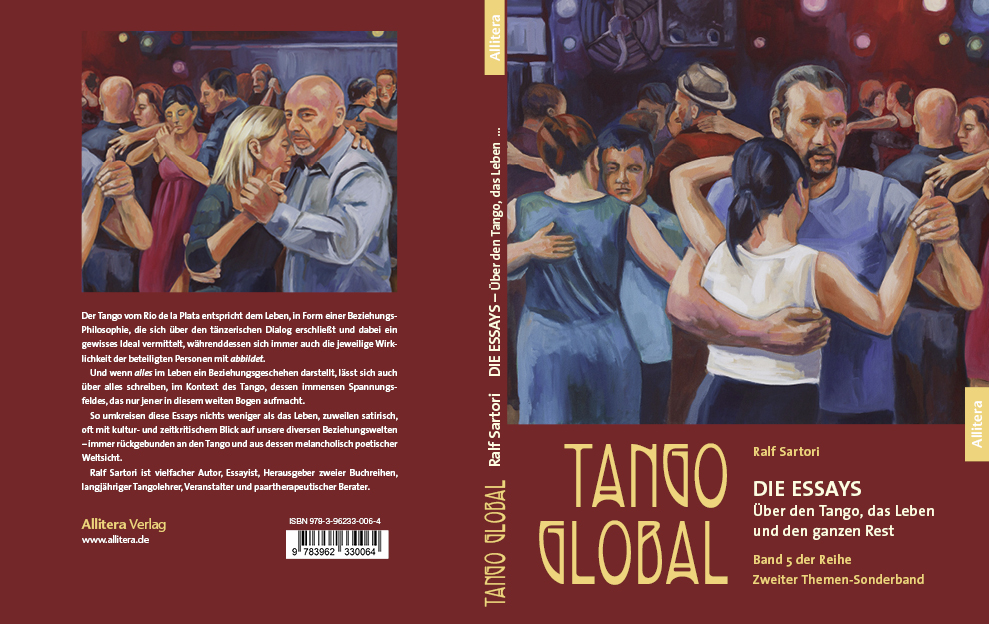 Ein Buch mit Tango-Essays zum gegenseitigen Vorlesen, nicht nur für Tango-Paare
