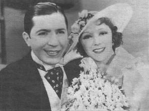 Carlo Gardel und Rositha Morena in El dia que me quieras