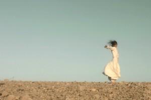 """Param Jyoti in ihrem Film """"Im Spiegel Deines Angesichts"""""""