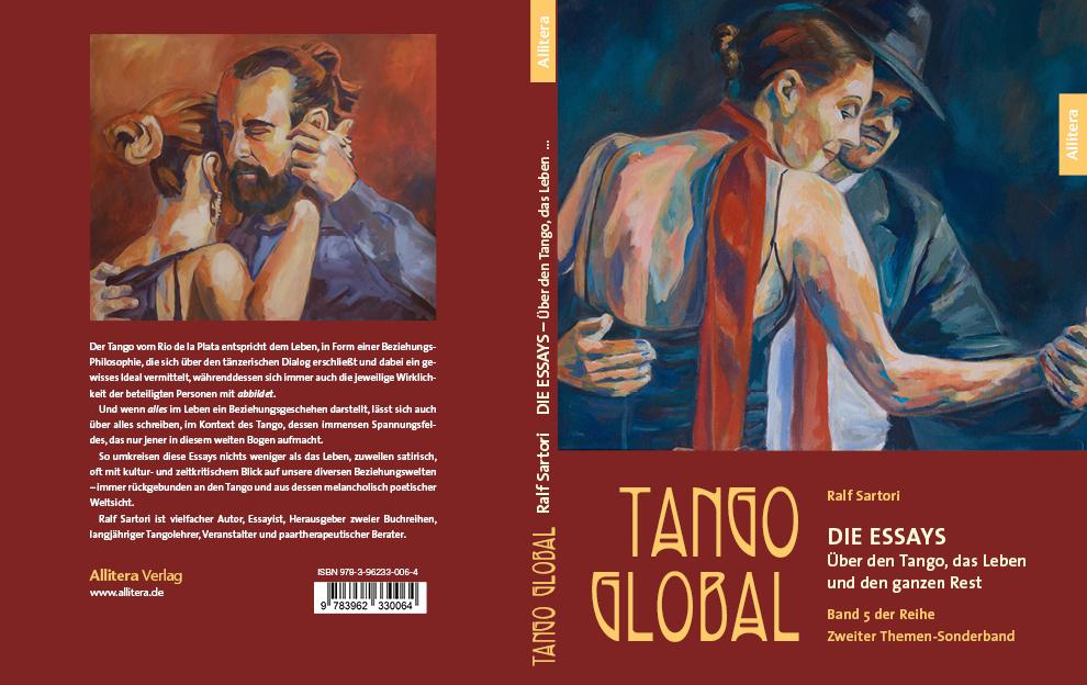 Das neue Tango-Essay-Buch zum gegenseitigen Vorlesen, nicht nur für Tango-Paare