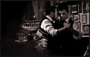 Filmszene aus Tango Queerido