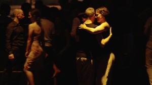 Filmbild aus Tango zu besuch