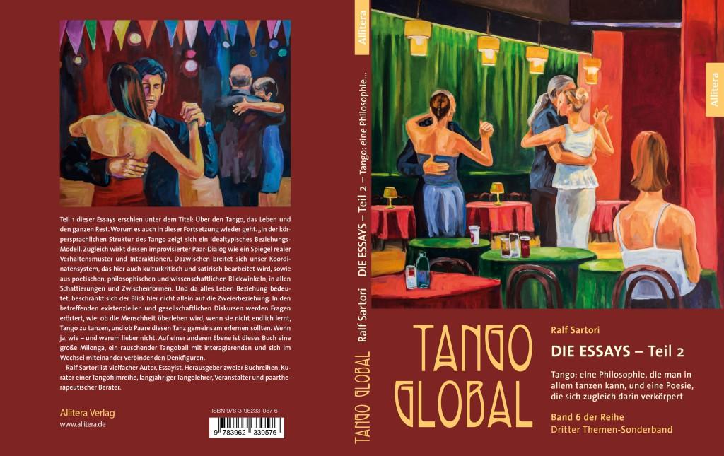 Der nächste Band mit Tango-Essays von Ralf Sartori