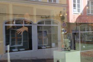 Tango im Kulturschaufenster mit Andrea Nisch, im Café Zirnheld